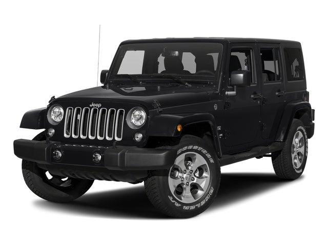 2018 Jeep Wrangler Jk Unlimited Sahara 4x4 In Cary Nc
