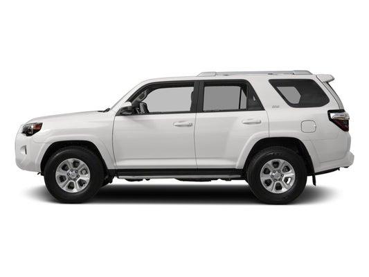 2017 Toyota 4Runner SR5 Premium 2WD