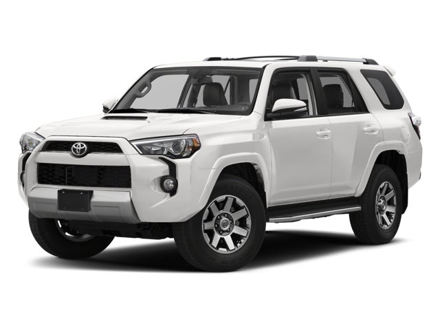 2017 Toyota 4runner Trd Off Road 4wd In Cary Nc Leith Auto Park Chrysler