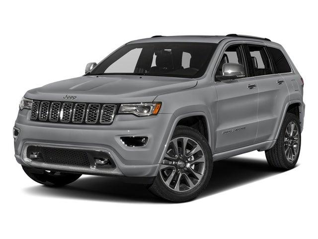 Leith Chrysler Jeep >> 2018 Jeep Grand Cherokee Overland 4x2 in Cary, NC | Cary Jeep Grand Cherokee | Leith Autopark ...