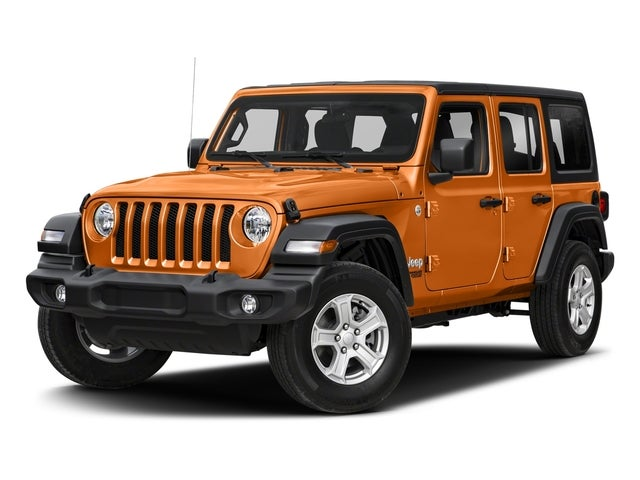 2018 Jeep Wrangler WRANGLER UNLIMITED SPORT S 4X4 In Cary, NC   Leith Auto  Park