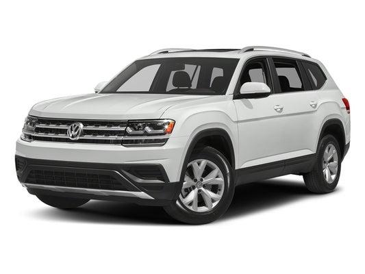 Leith Vw Cary >> 2018 Volkswagen Atlas 3 6l V6 Sel Fwd