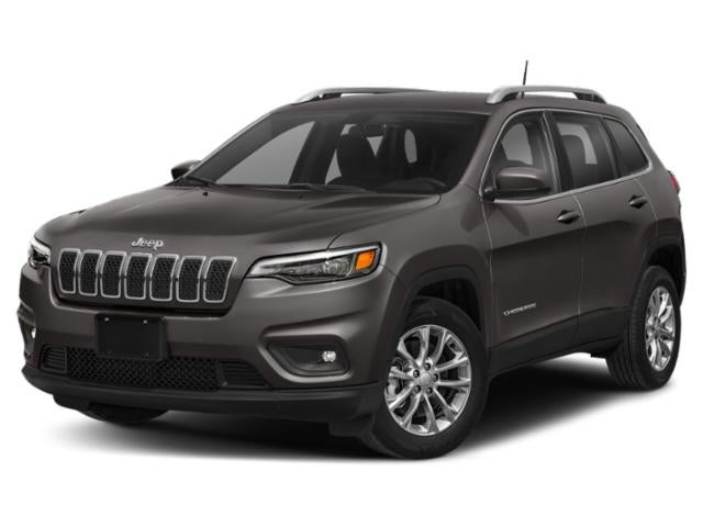 2019 Jeep Cherokee Limited 4x4 In Cary, NC   Leith Auto Park Chrysler Jeep