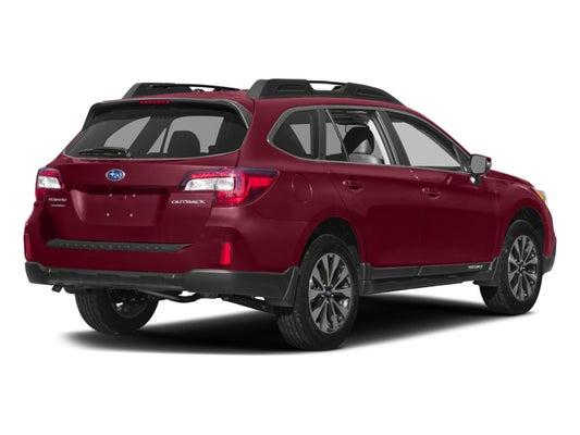 2017 Subaru Outback 2 5i Limited