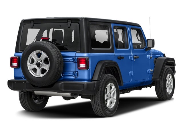 2018 Jeep Wrangler Unlimited Sport S 4x4 In Cary Nc Cary Jeep
