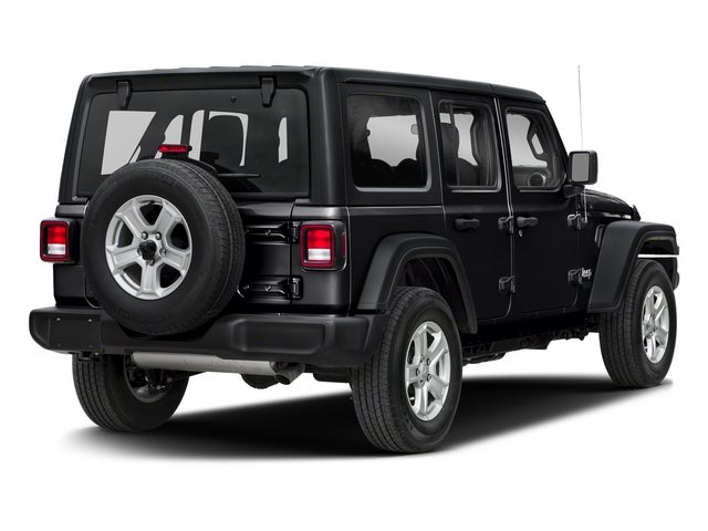 2018 Jeep Wrangler Unlimited Sport S 4x4 In Cary, NC   Leith Auto Park  Chrysler