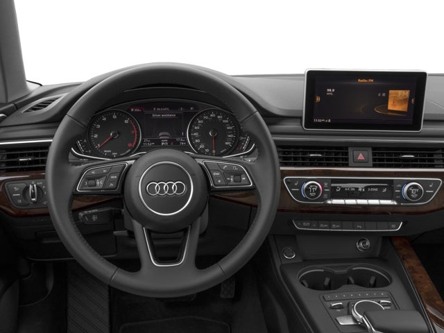 2017 Audi A4 2 0t Premium Quattro In Cary Nc Cary Audi A4 Leith