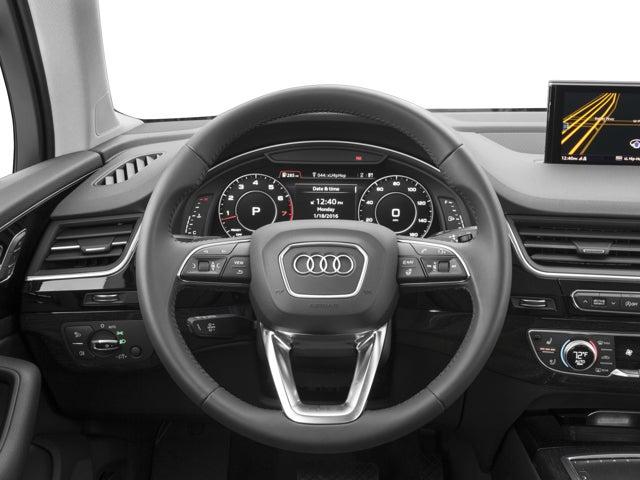 2017 Audi Q7 3 0 Tfsi Prestige In Cary Nc Leith Auto Park Chrysler Jeep