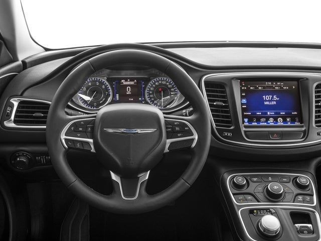2017 Chrysler 200 Limited Platinum Fwd In Cary Nc Leith Auto Park Jeep