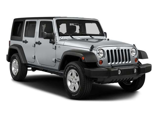 2017 Jeep Wrangler Unlimited Sport 4x4 In Cary Nc Leith Auto Park Chrysler