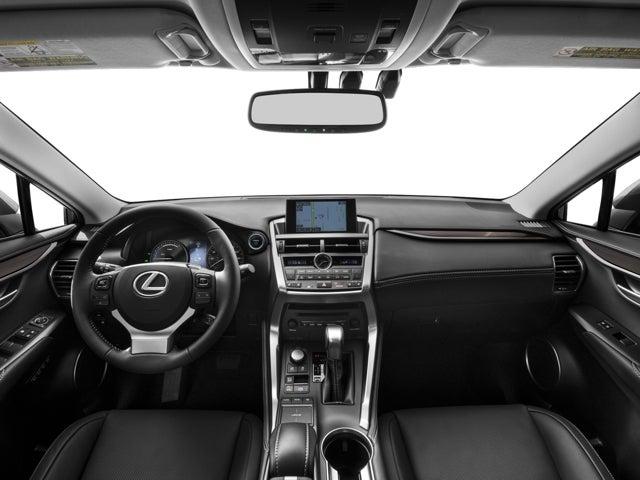 2017 Lexus Nx 300h Awd In Cary Nc Leith Auto Park Chrysler Jeep
