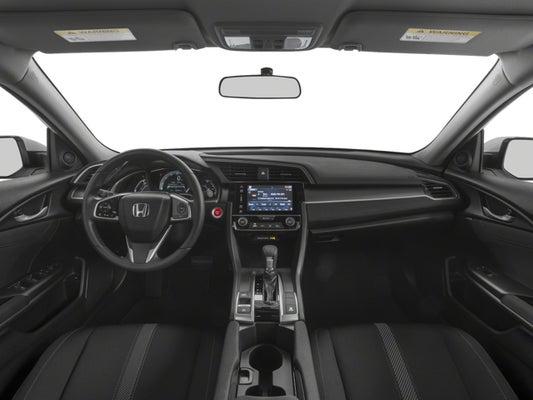 2018 Honda Civic EX CVT