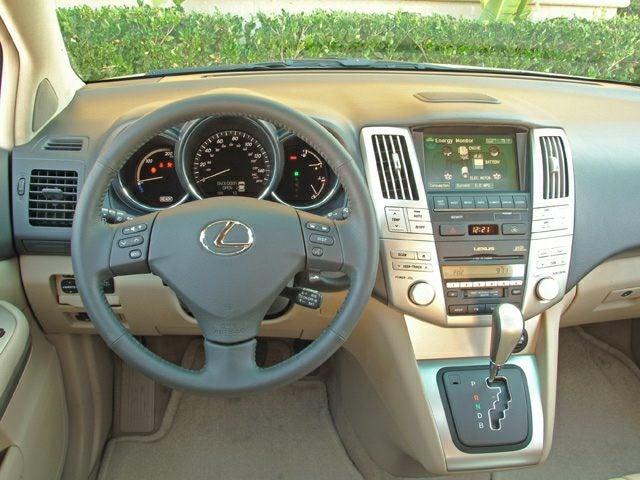 2006 Lexus Rx 400h 4dr Hybrid Suv In Cary Nc Leith Auto Park Chrysler
