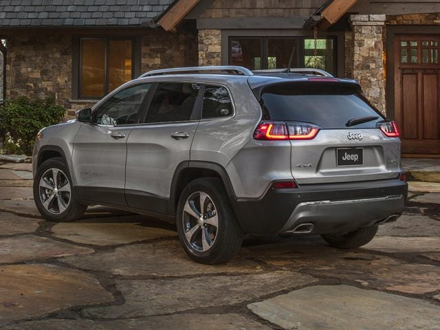 2019 Jeep Cherokee Trailhawk 4x4 In Cary Nc Cary Jeep Cherokee
