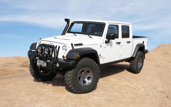 It S A Gladiator Comanche No Jeep Wrangler
