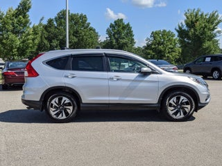 2016 Honda CR V AWD 5dr Touring In Cary, NC   Leith Auto Park