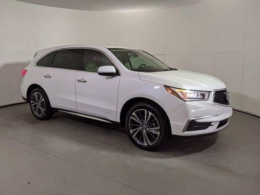 2020 Acura Mdx Sh Awd 7 Passenger W Technology Pkg In Cary Nc Cary Acura Mdx Leith Auto Park Chrysler Jeep 5j8yd4h58ll030513